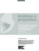 Desenvolvimento econômico e infraestrutura no Brasil