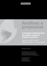 A inserção internacional do poder executivo federal brasileiro