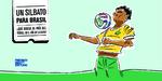 Un silbato para Brasil