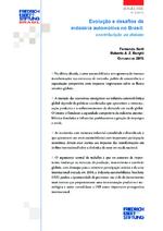 Evolução e desafios da indústria automotiva no Brasil