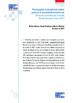 Percepções evangélicas sobre política e sociedade brasileiras