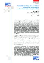 Austeridade e impactos no Brasil