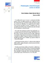 Polarização e desinformação online no Brasil