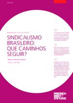 Sindicalismo brasileiro: que caminhos seguir?