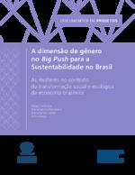 A dimensão de gênero no Big Push para a sustentabilidade no Brasil