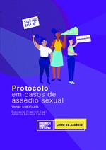 Protocolo em casos de assédio sexual